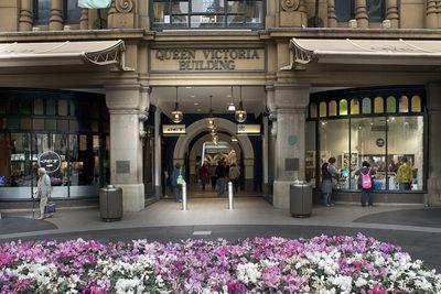 <strong>6. Queen Victoria Building (QVB) – Sydney</strong>