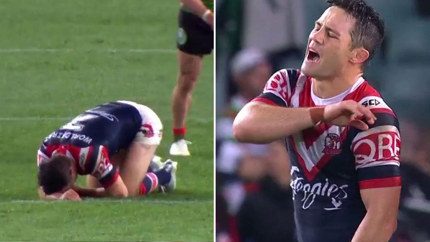 'He's a passenger': Andrew Johns weighs-in on consequences of 'excruciating' Cooper Cronk injury ahead of grand final