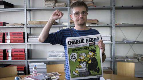 Stéphane 'Charb' Charbonnier (Getty).
