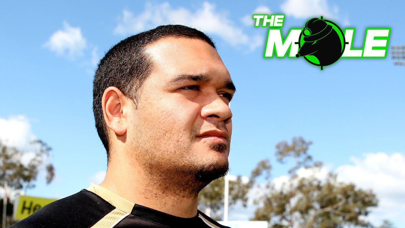 Ben Murdoch-Masila during his time with Penrith.