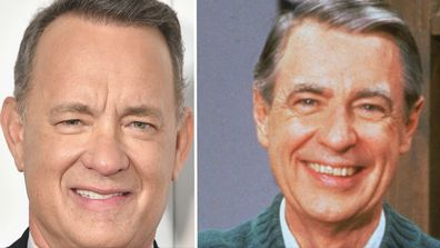 Tom Hanks, Fred Rogers