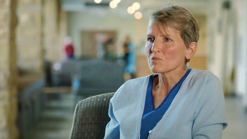 Grace, a rural physician says of her brother 'I couldn't be quiet any longer.'