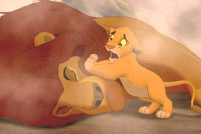 Now we all love Disney movies, but there's no denying the shattering effect of on-screen deaths like Simba's father Mufasa's cruel demise at the paws of evil brother Scar in <i>The Lion King</i>. Just those images of Simba nudging his dead dad are enough to get the waterworks going.