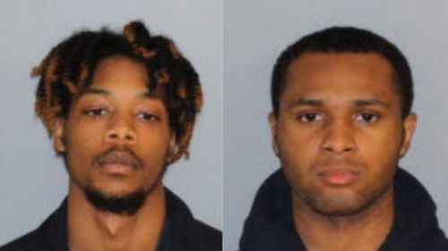 Two Memphis men accused of raping nine-month-old girl and filming the attack