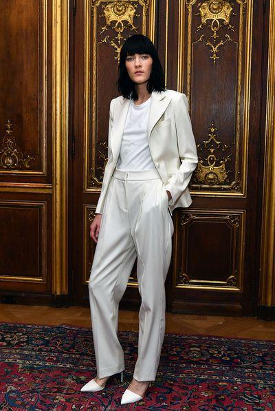 Oscar de la Renta, New York Bridal Fashion Week 2017