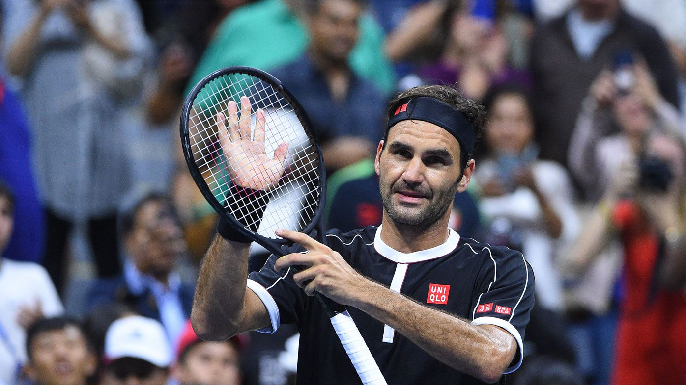 Williams, Djokovic, Federer lead the way at US Open