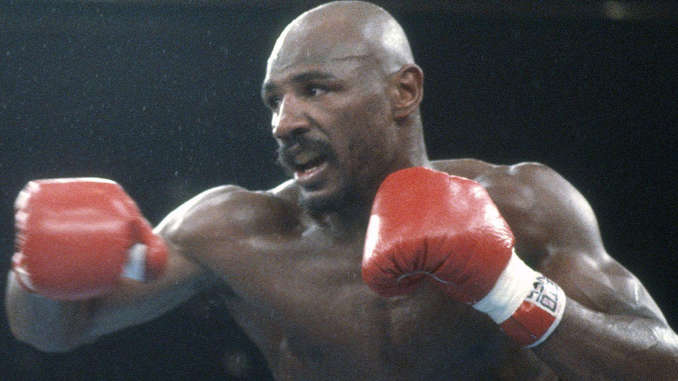 Legendary boxing world champion Marvelous Marvin Hagler dead at just 66