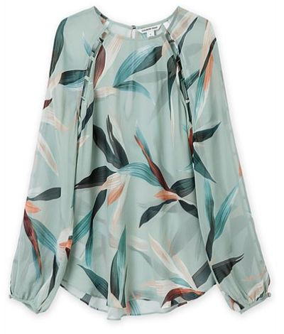 "<a href=""https://www.countryroad.com.au/shop/woman/clothing/new-in/60218074/Tropical-Print-Detail-Shirt.html"" target=""_blank"">Country Road Tropical Print Detail Shirt, $159.</a>"
