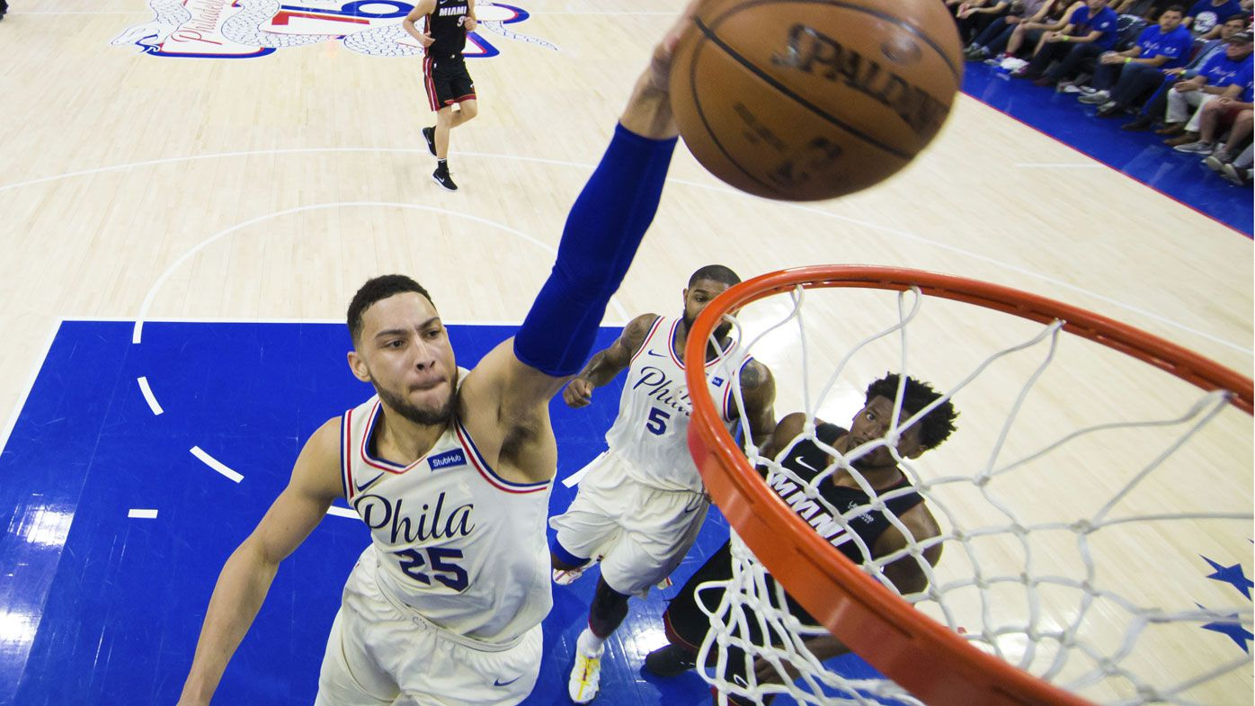 NBA clears Magic Johnson, Lakers of tampering with Ben Simmons