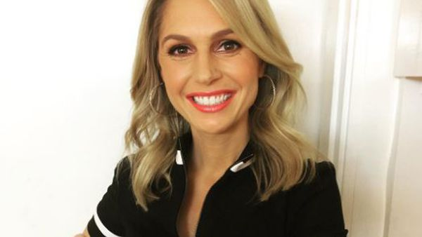 Nine's Amelia Adams gets real on parenting - and why her French sister has it a little easier.