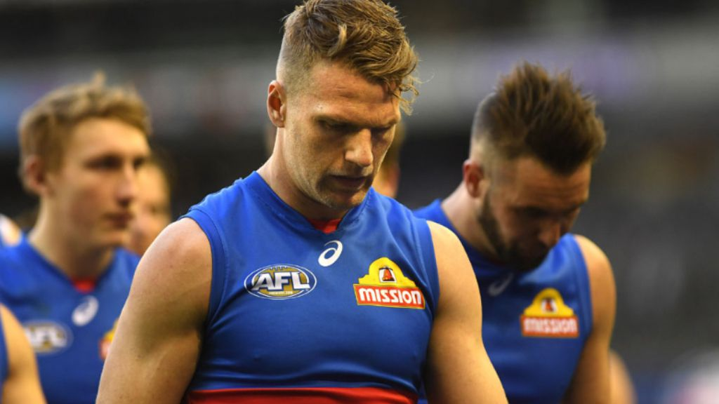 AFL fathers come out swinging over trade talk