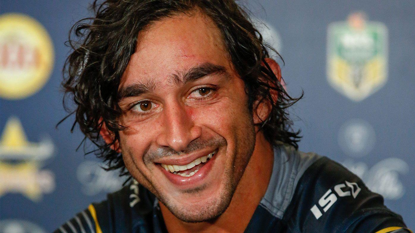 Johnathan Thurston reveals Brisbane Broncos approach in 2012