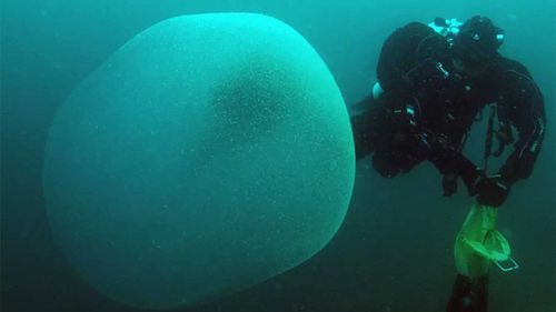 Scientists solve mystery of giant hovering blobs off coast of Norway
