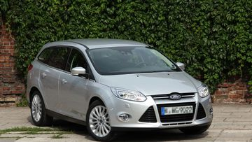 A file photo of a Ford Focus.