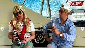 Victorians take aim at wealthy Simonds yacht family on social media