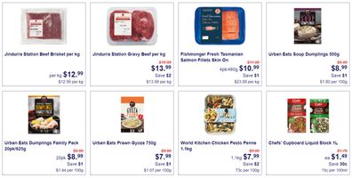 This week at Aldi there is an incredible variety of delicious foods on special.