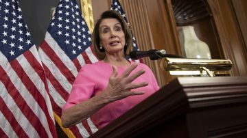 Nancy Pelosi is the likely next Speaker of the House of Representatives.