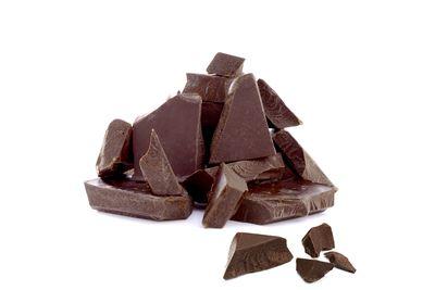 Dark chocolate:3.3mg per 100g
