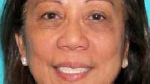 Police originally said Marilou Danley was a person of interest but she was later found to be 'out of the country' during the shooting. (AAP)
