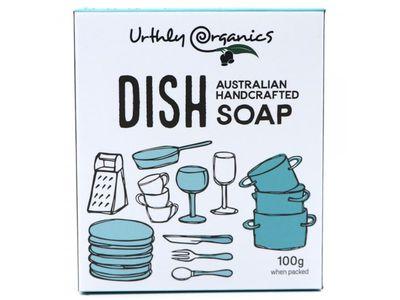 Clean dish soap