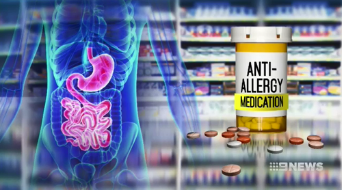 Researchers found people who used stomach acid inhibitors were twice as likely to need anti-allergy medication in the years after.