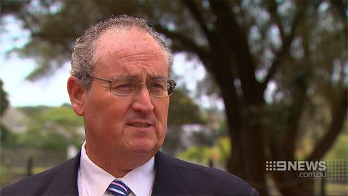 The brawl has prompted Labor to call for an extension of the lock out zone. (9NEWS)