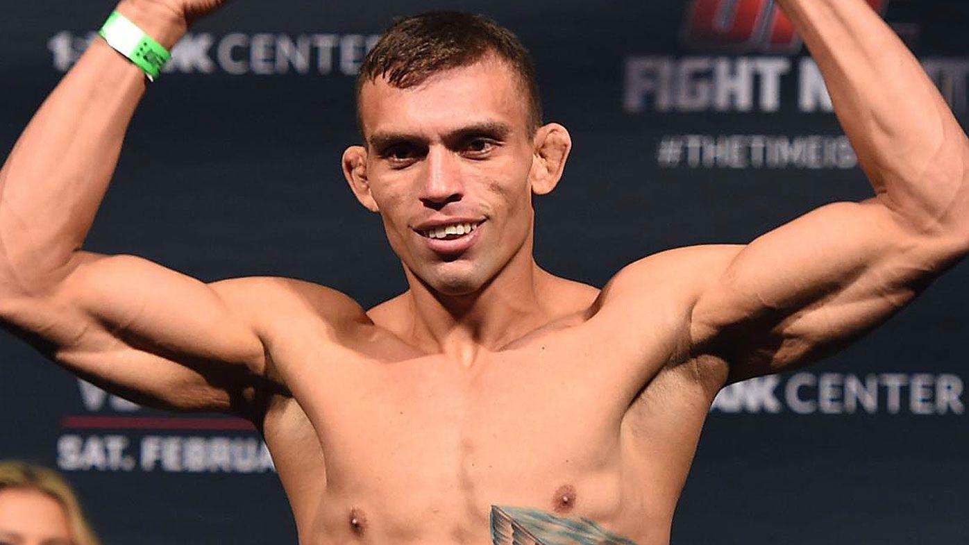 Former UFC fighter Rodrigo de Lima dies aged 26