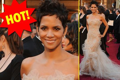Someone froze Halle Berry in the 90s. She literally hasn't changed.