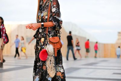 <p>It's just days from spring but there's still a chill about, so we're looking to dresses that will keep us covered up, but give a nod to the breezy season ahead. Whether worn with boots and a jacket now, or flats and nothing else later, here are 18 dresses to see in spring with style.</p>
