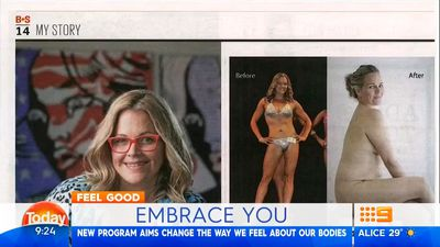 How this body positivity campaigner is empowering you to love yourself