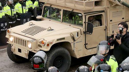US mulls stronger defence against N.Korea