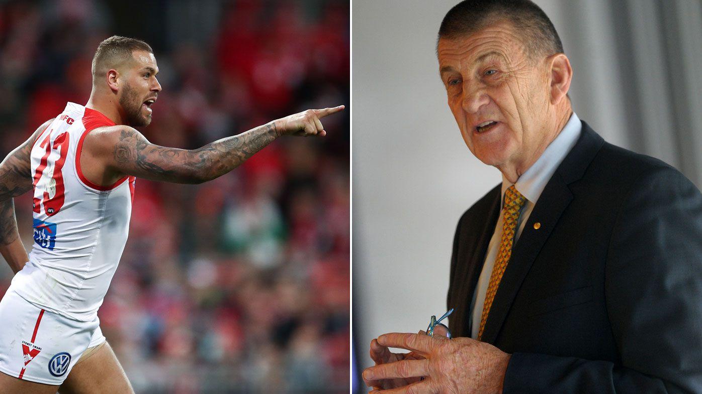 Hawthorn president Jeff Kennett stirs the pot ahead of Sydney Swans clash