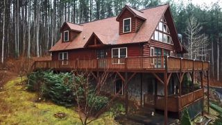 North Carolina Cabin Getaway