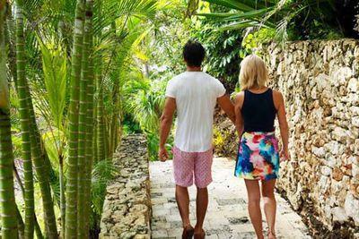 @annaheinrich1: Off to breakfast we go @karmaresorts #Bali @mrtimrobards