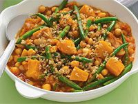 Vegetable hot pot