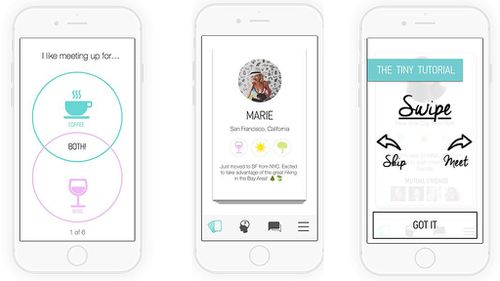 New Tinder-like app invented to create female friendships