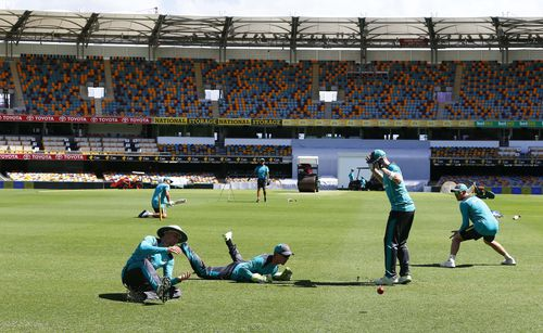 The Gabba will be packed over the next five days as The Ashes kick off. (AAP)