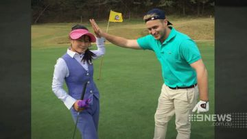 Brisbane men talk their way into the North Korean Golf Open