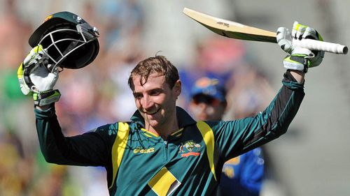 Hughes played 26 Tests and 25 ODIs for Australia. (AAP)