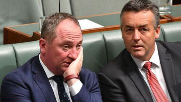 Dumped colleague Chester was 'doing a good job': Joyce
