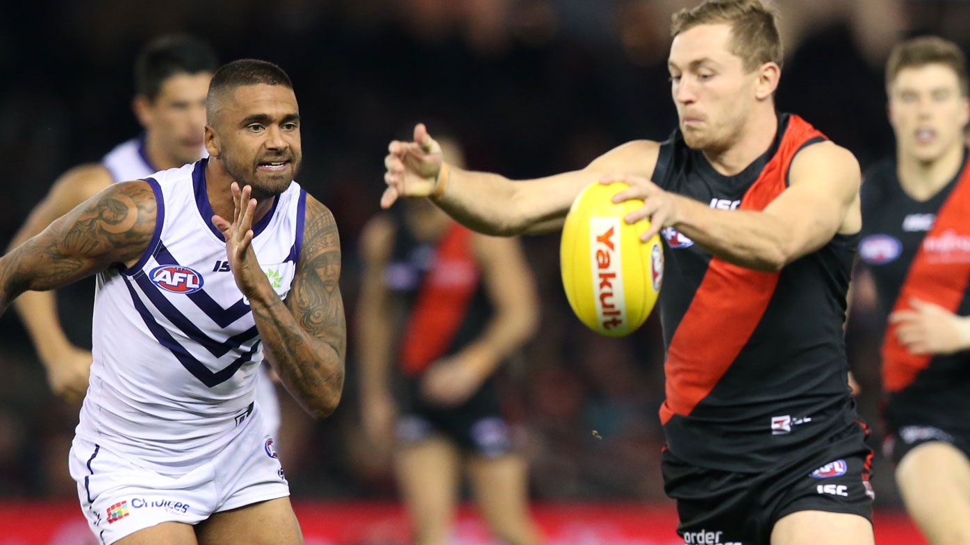 Bombers hold off Freo to keep season alive