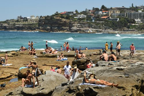 Australia will start seeing warmer than average weather as early as next month with the dry winter and El Nino all contributing