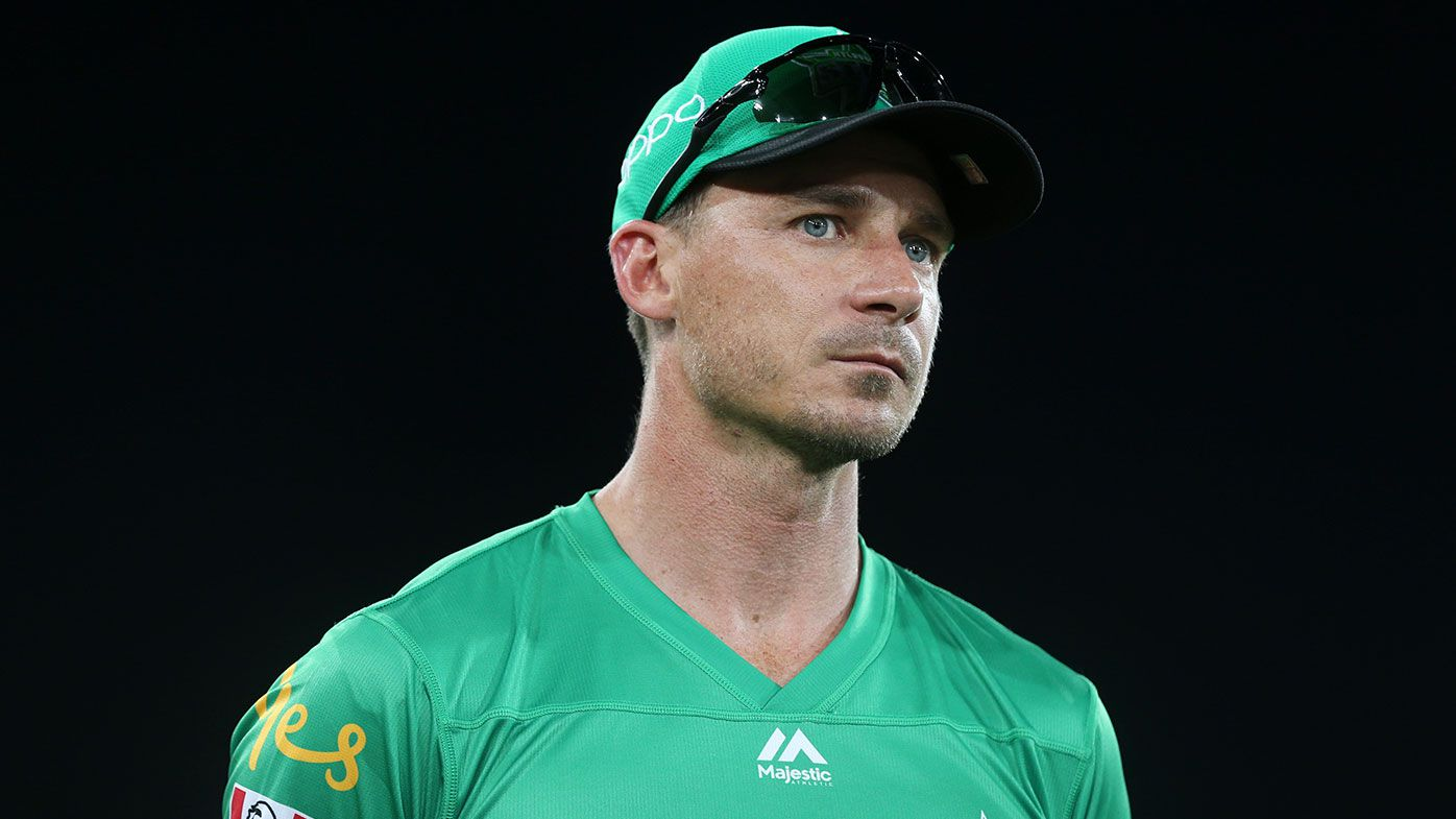 Steyn sidelined, Stars back Rauf to fire