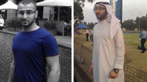 Facebook photos of Mohammed Kiad. (Facebook)