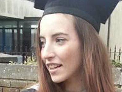Jordan Worth, 22, a university graduate from southern England, was jailed this week for the treatment of her partner.