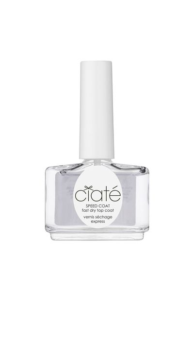 <p>Promising 10 days of nail nirvana, this beloved polish has won a swag of beauty industry awards, including Best Top Coat (it's a thing).</p>