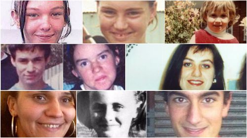 National Missing Persons Week runs until August 5. (Missing Persons)
