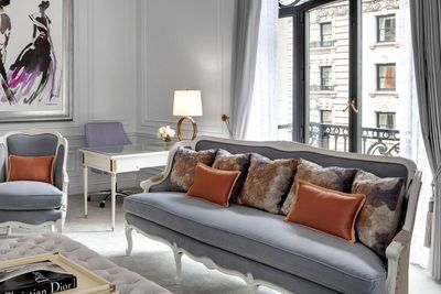 Dior Suite at The St. Regis New York