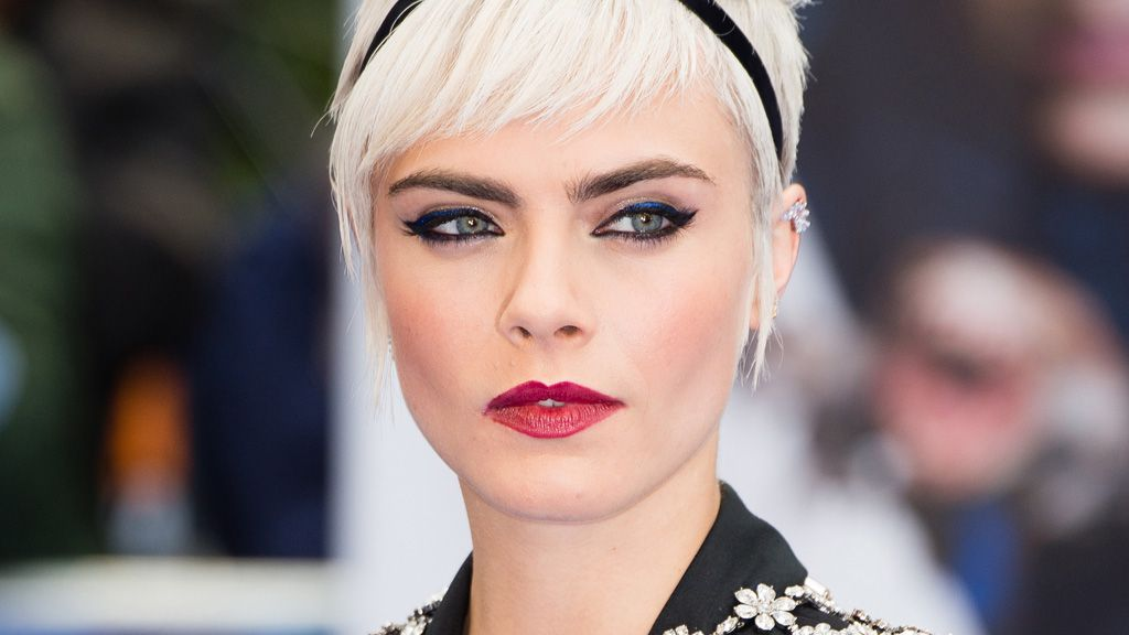 Cara Delevingne is already fighting the signs of ageing