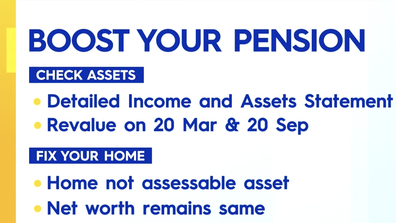 Ways to boost your pension.